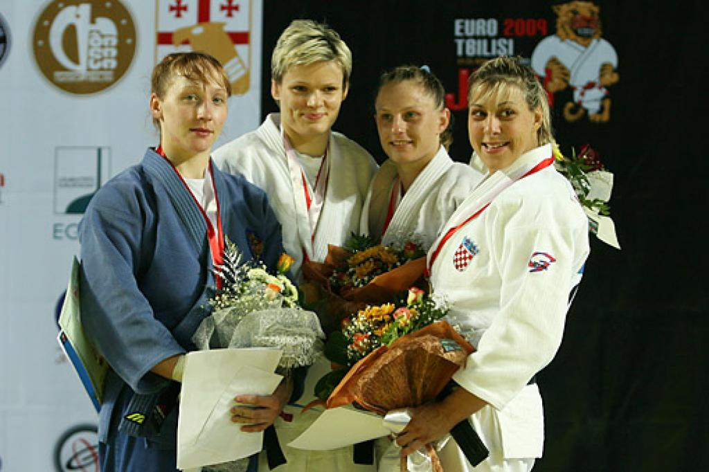 Preview Women's U63kg: European faces on the podium likely