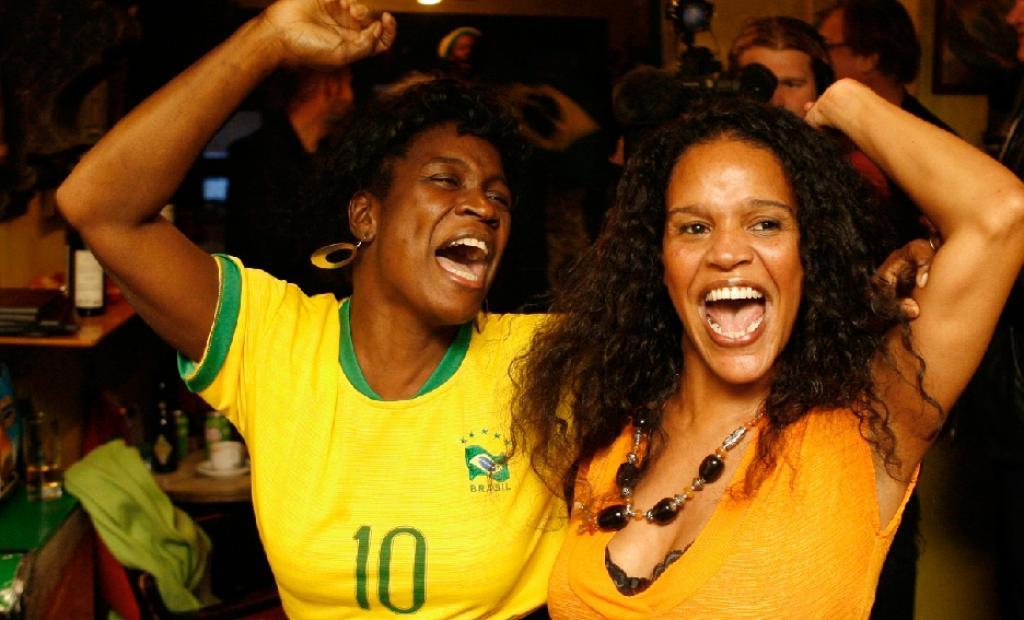Brazilians celebrate Rio's passionate election