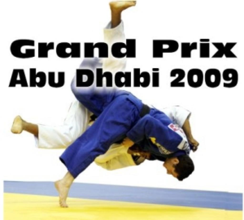 First Grand Prix of Abu Dhabi started