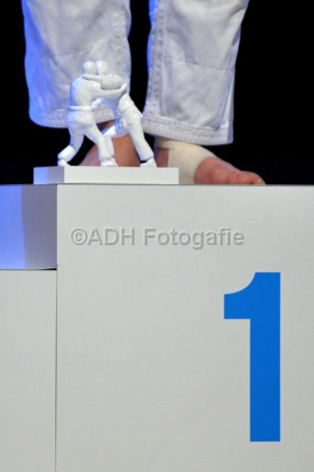 Nifontov (RUS) and Ribout (FRA) European best judoka