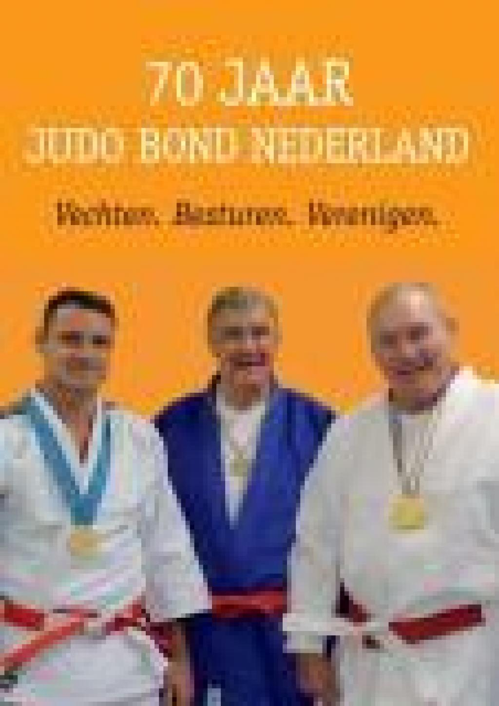 Olympic Heroes join 70 Years Anniversary of Dutch Federation