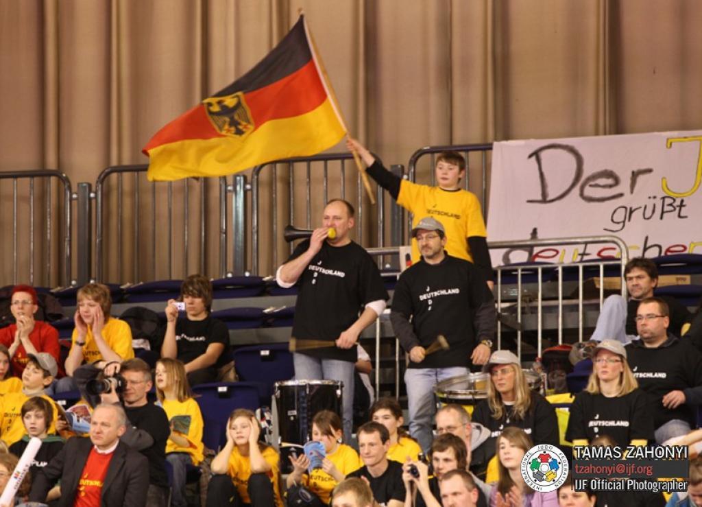 Judo celebrates 24 countries to take medals at Grand Prix Düsseldorf