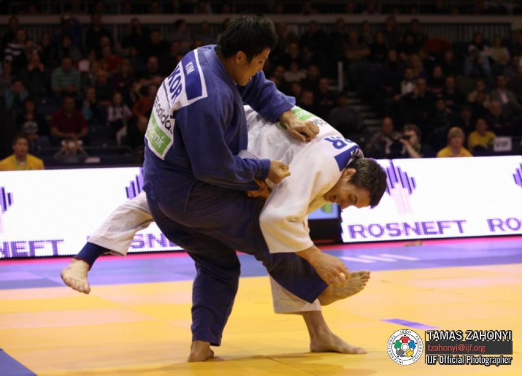 Korea shows strength in Prague
