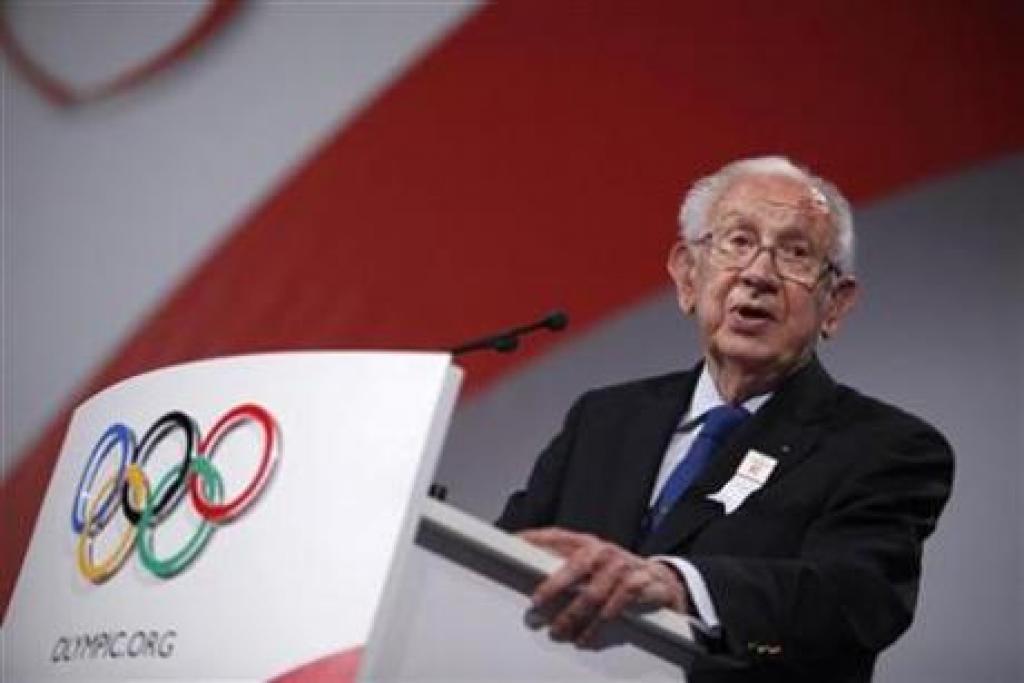Death of IOC Honorary President Juan Antonio Samaranch
