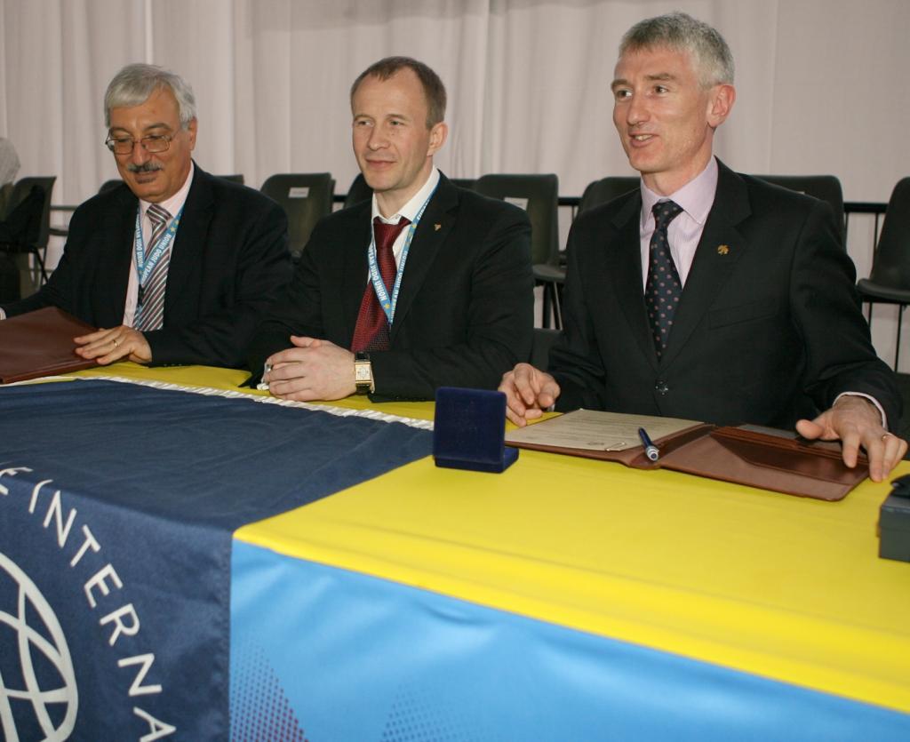 EJU signs partnership with the Duke of Edinburgh's Award International Association