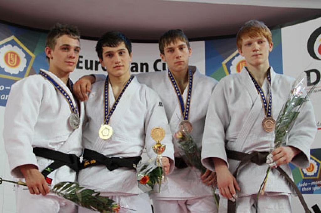 Results European Cadet Cup Berlin