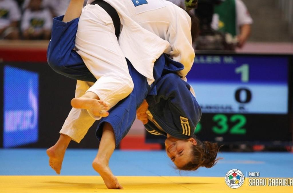 Marie Muller best ever Luxembourg judoka with todays win in Tallinn