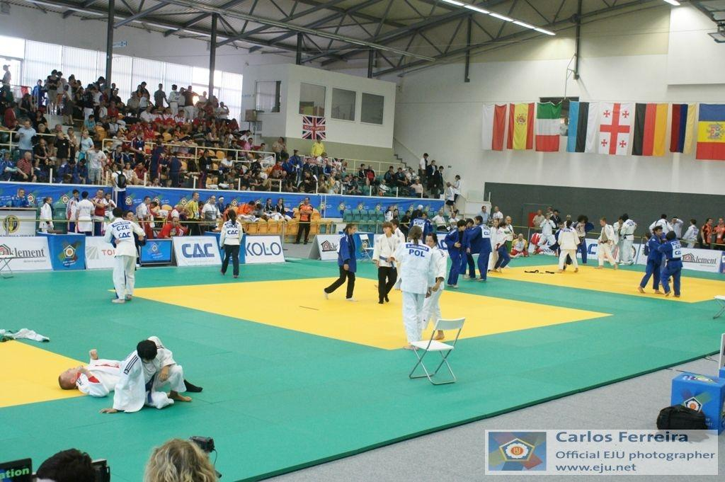 European Cadet Championships kickoff in Teplice