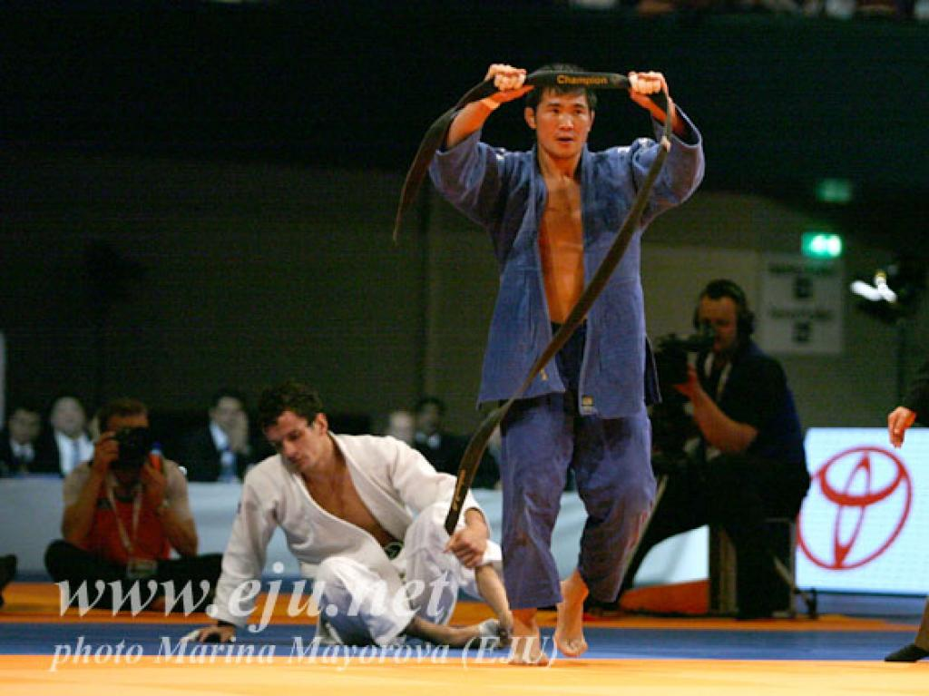 Mongolia and Korea take majority of the medals at World Cup in Ulaanbaatar