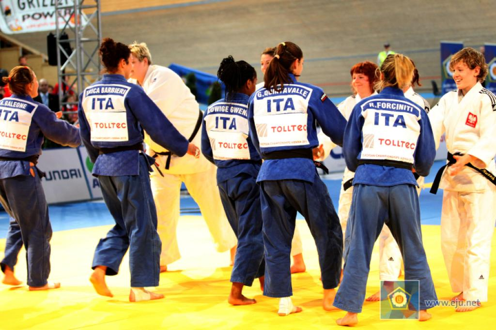 Mixed team judo to stake claim for 2016 Olympics