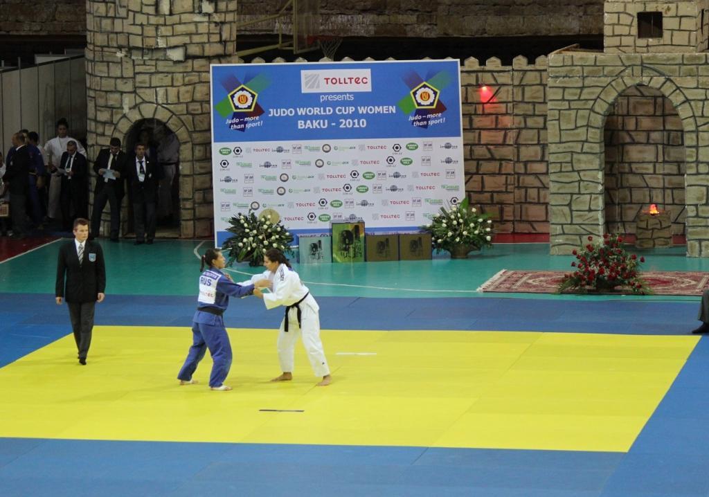 Ukraine, Canada and Turkey take gold in Baku