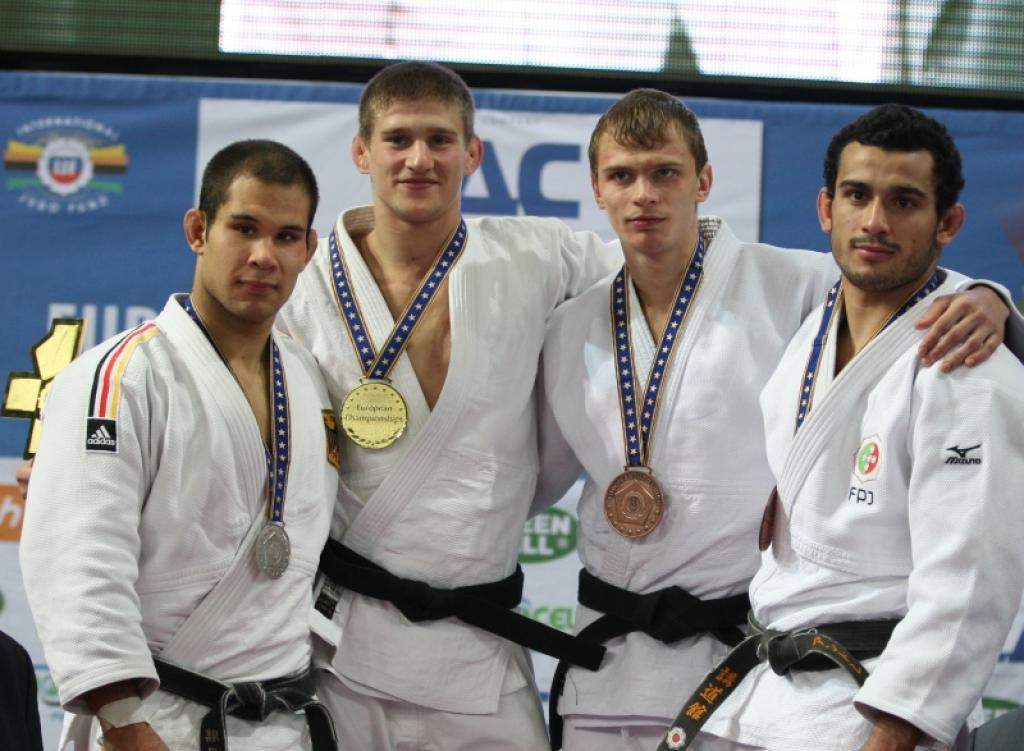 Attila Ungvari challenges family with fourth European medal