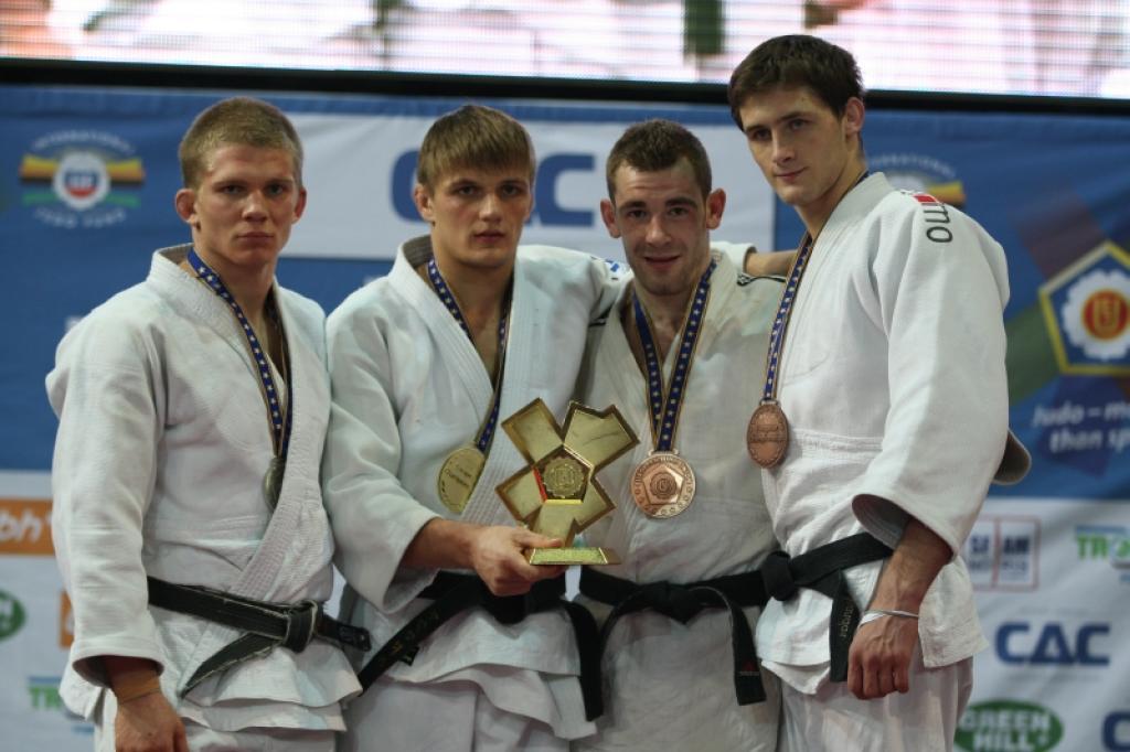 Murat Khabachirov takes second Russian gold medal