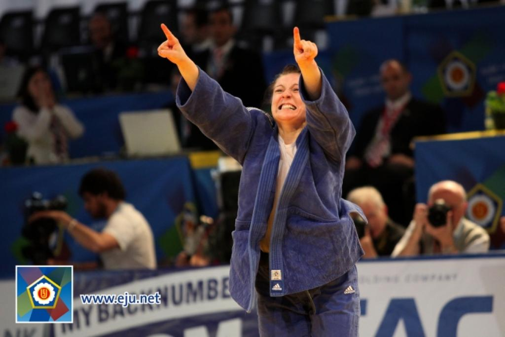 Three gold medals for Europeans at World Cup Suwon
