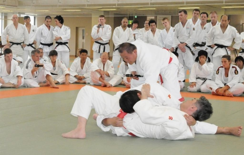 EJU organises Kodokan Kata course in Europe