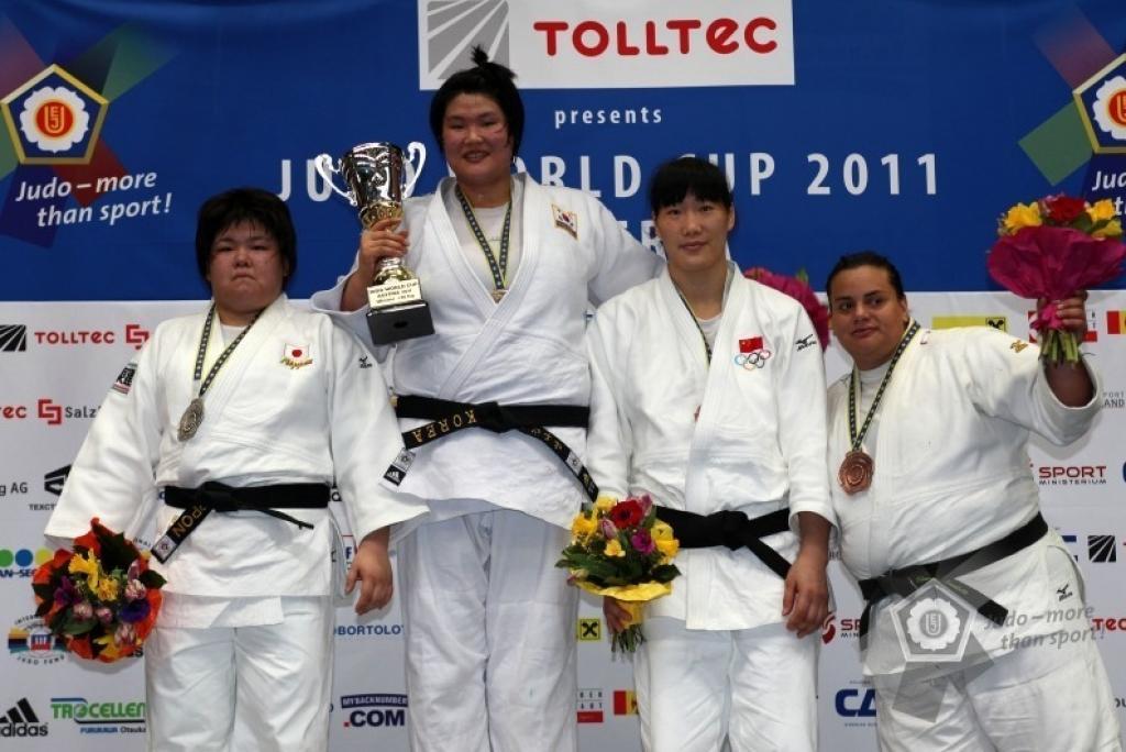Asia dominates in Oberwart; Tachimoto defeated by Kim