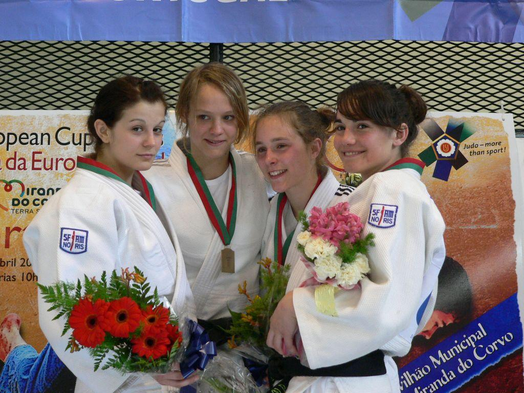 Orange wave at European Cup for Cadets in Coimbra