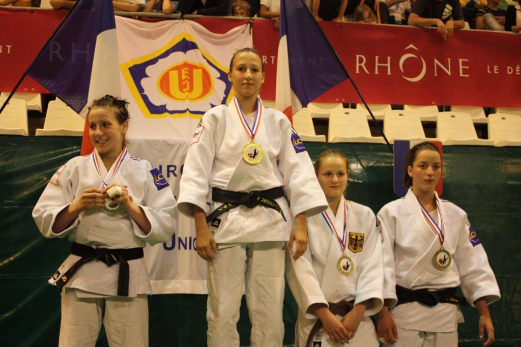 Japanese and French juniors rule at European Cup in Lyon