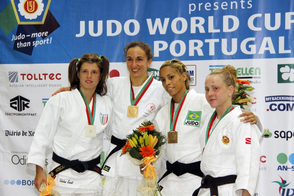 Ana Hormigo books historic win at home World Cup in Lisbon