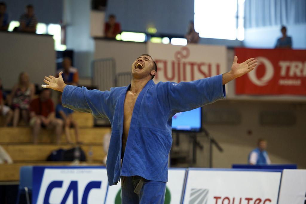 Impressive win by Huysuz at World Cup in Tallinn
