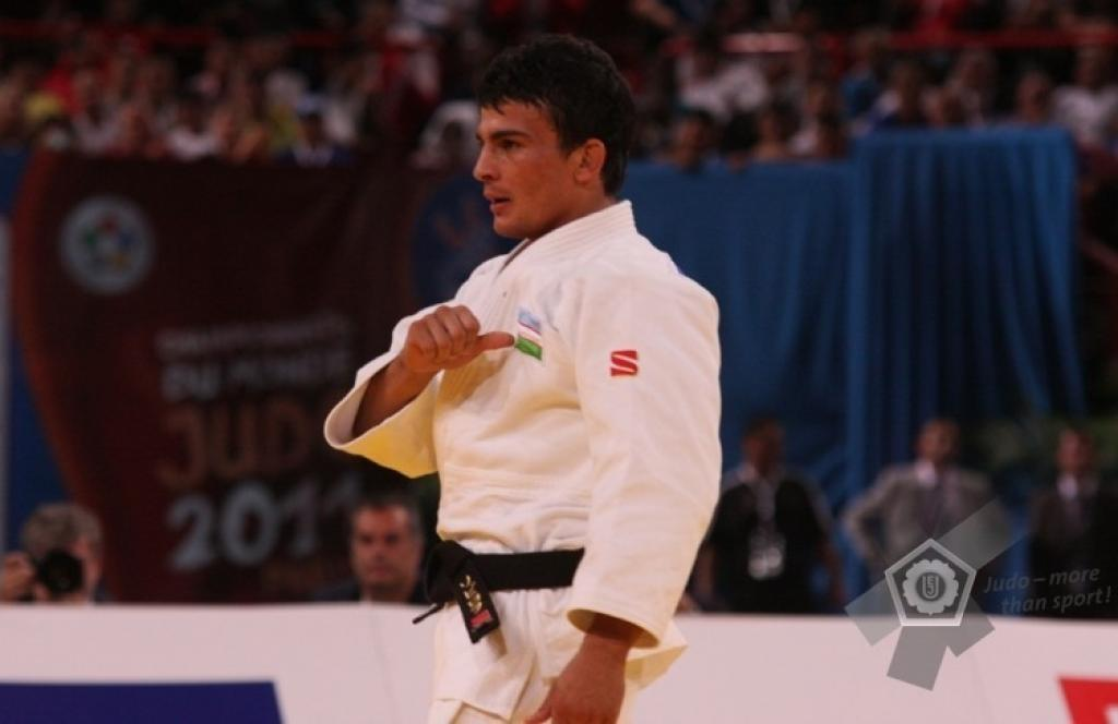 Sobirov and Japan dominate first day of World Championships