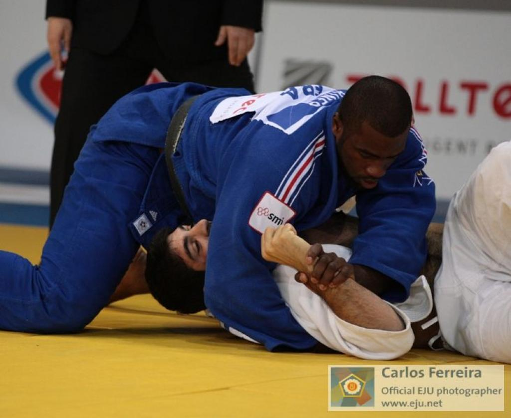Japan out to hunt Teddy Riner at World Championships