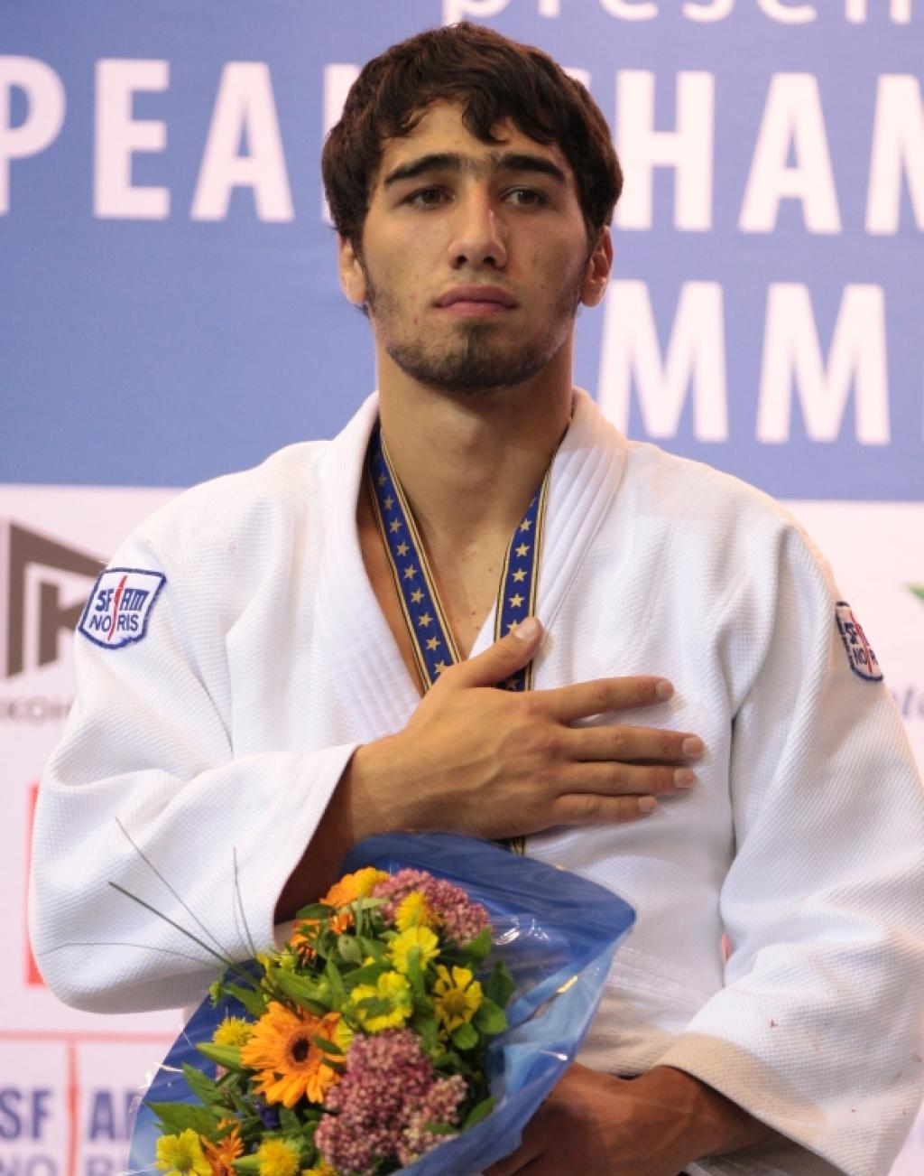 Khusen Khalmurzaev takes gold and copies brother Khasan