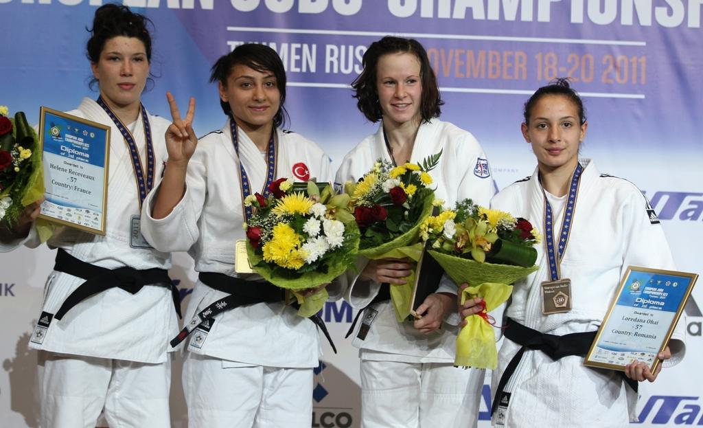 Zehir prolongs European U23 title