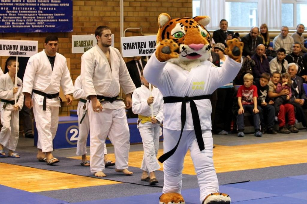Chelyabinsk expects the strongest judokas for Euro-2012