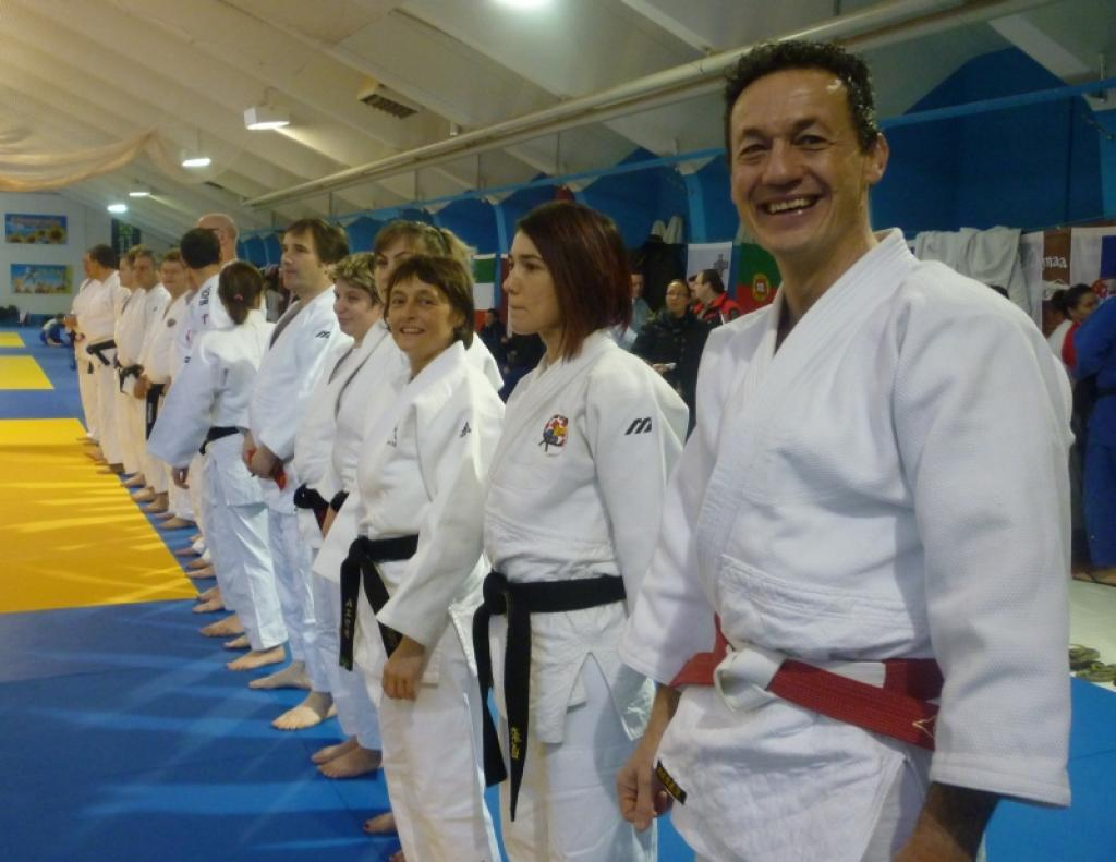 EJU OTC Going for Gold in Mittersill opened