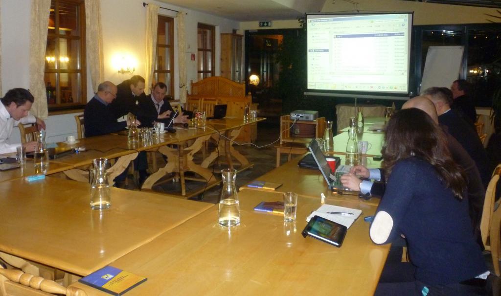 Report on EJU Sports Commission meeting Mittersill