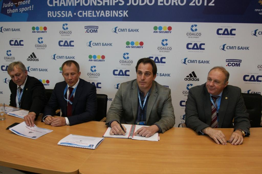 adidas signs Judogi Master Supplier contract with EJU