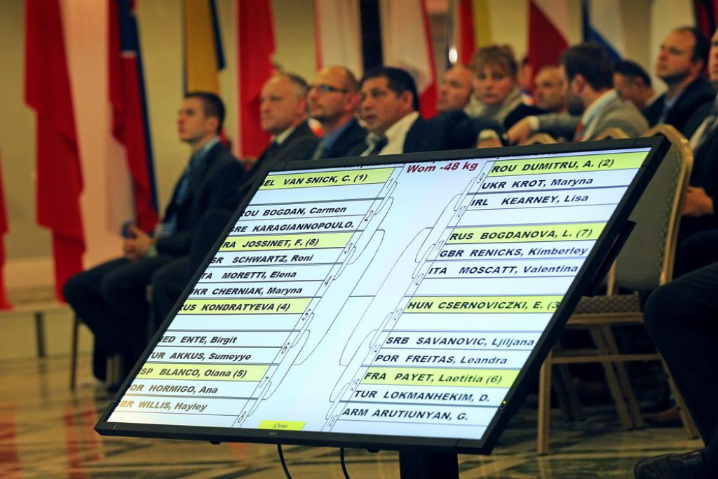 High expectations of European Championships after the draw
