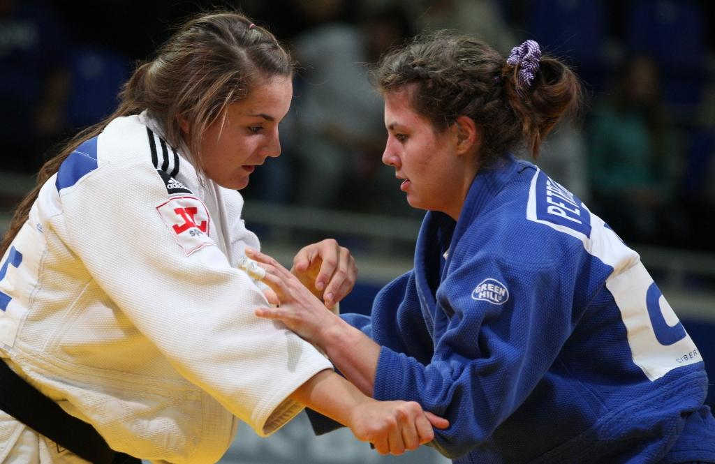 France claims three gold medals at European Cup St. Petersburg