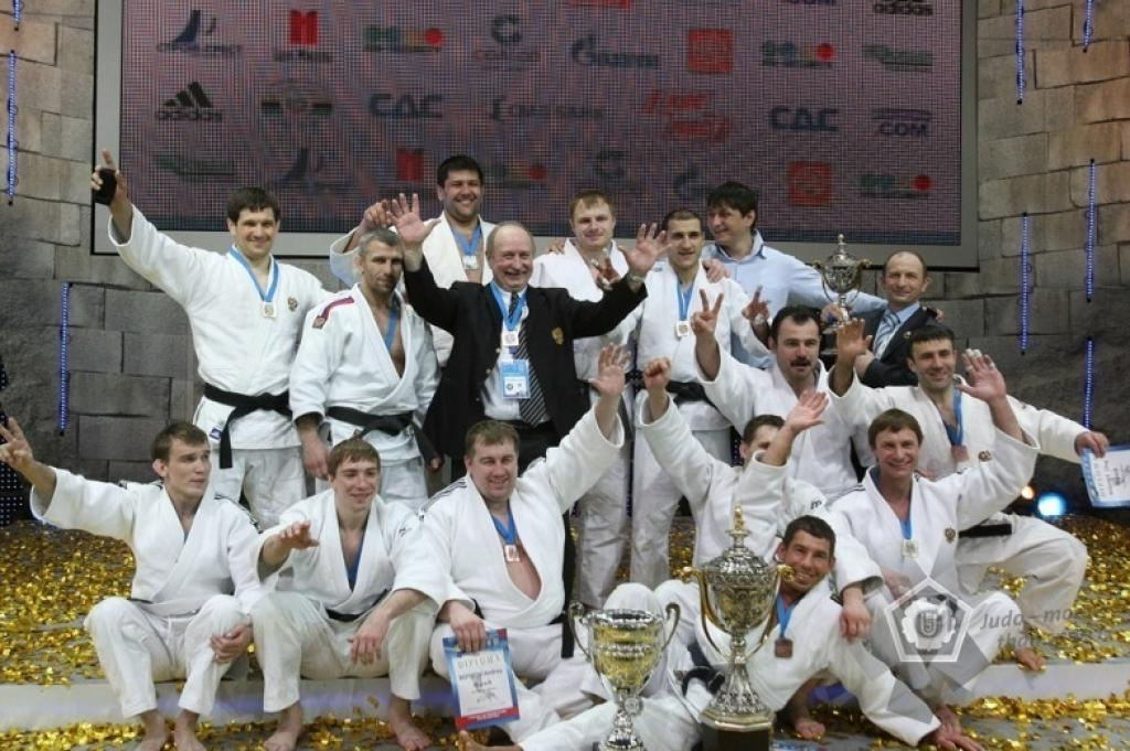 Russian Police wins final of International Championships