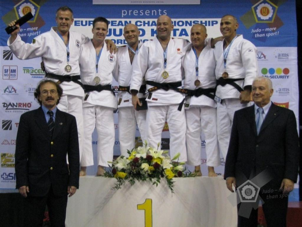 Ten Nations in Pordenone for the fifth EJU Kata Tournament