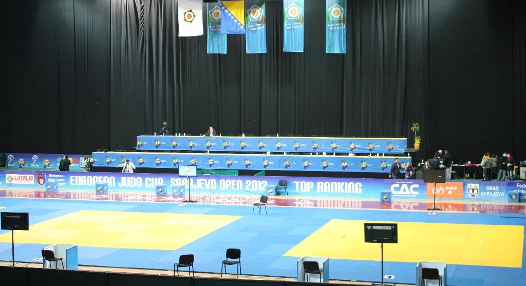 Seven different countries win gold at European Cup in Sarajevo