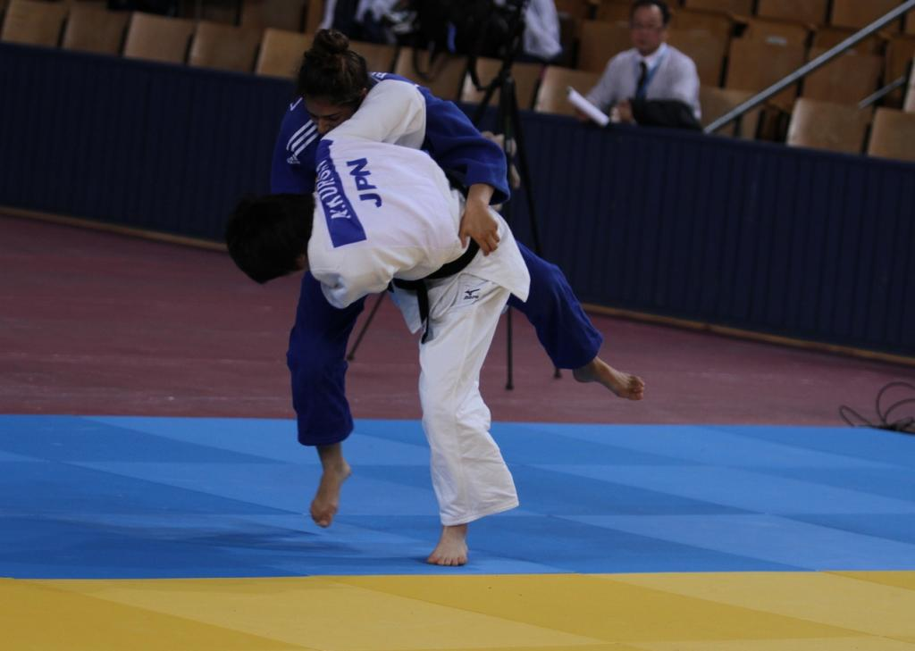 Russia and Japan set the tone at European Cup Berlin