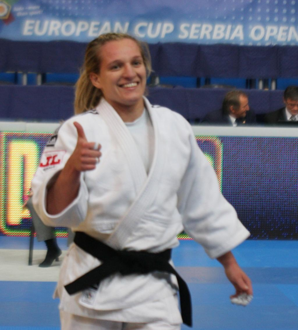 Russia dominates first day at European Cup in Orenburg