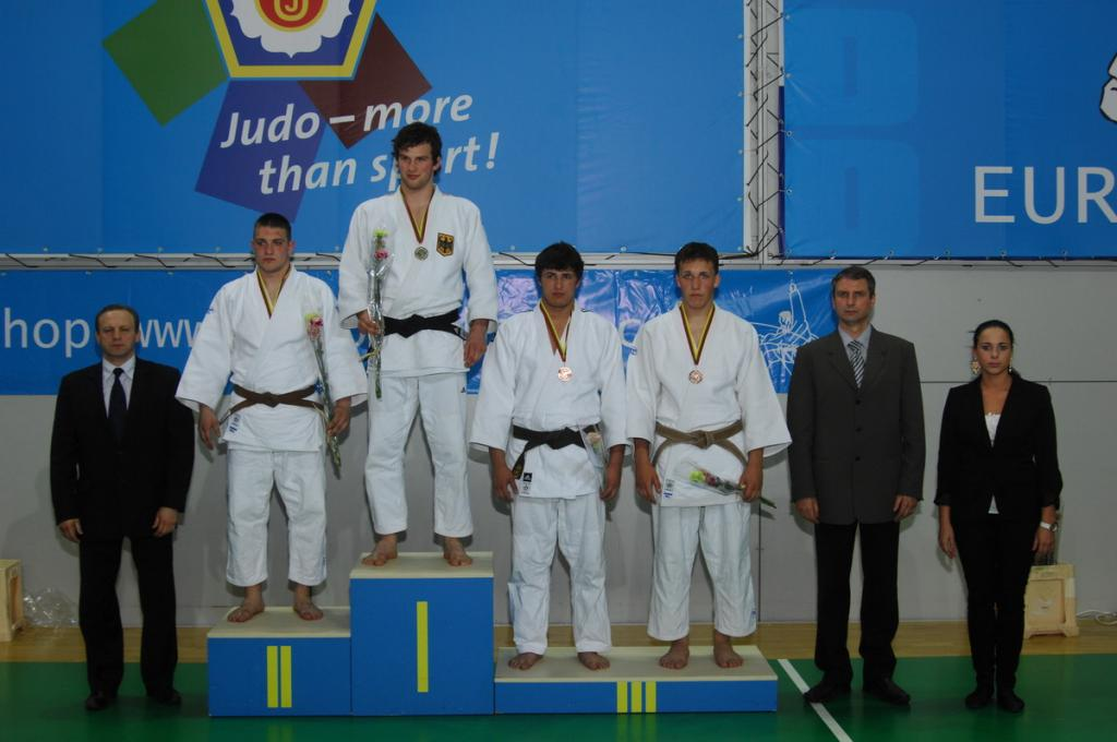 Six different nations win gold at European Cup in Kaunas