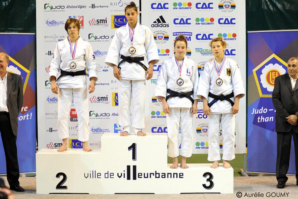 French and Russian juniors rule at European Cup in Lyon
