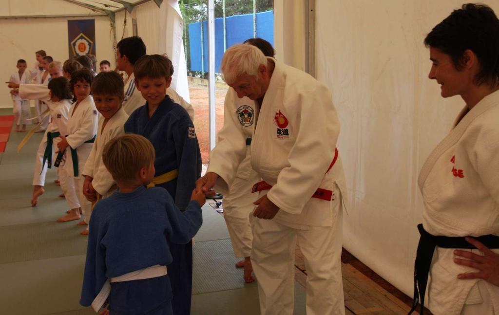 "300 judo teachers in Casalecchio for EJU seminar ""Judo for children and teenagers"""