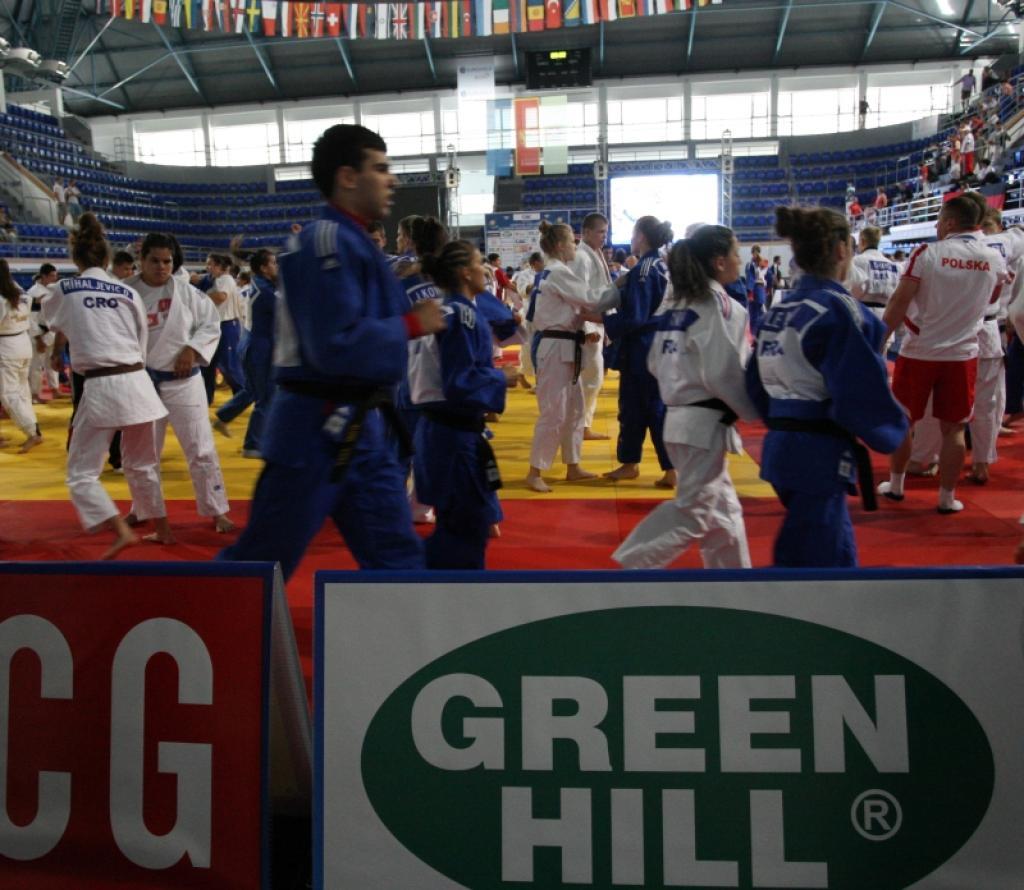 Organisation in Montenegro expect top European Cadet Championships in Bar