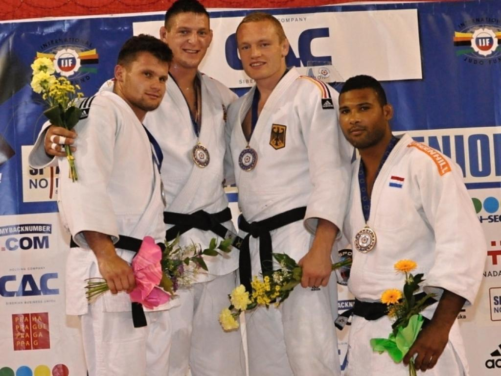 European Cup Prague all about Olympic preparation