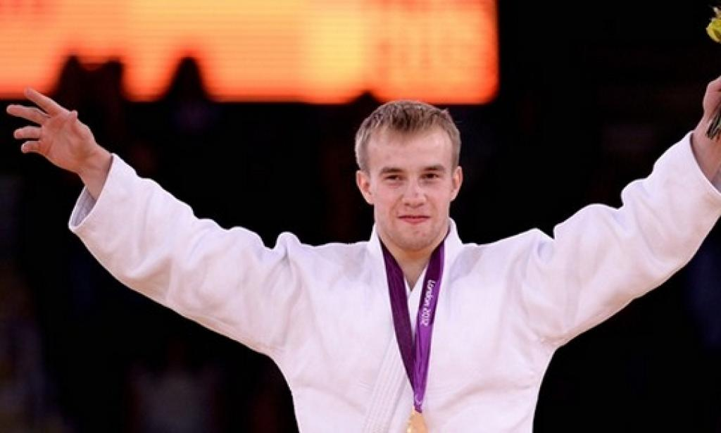 Ukrainian Paralympic judoka shine with two gold medals