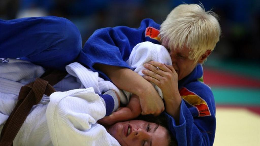 Judo only martial art on the Paralympic programme