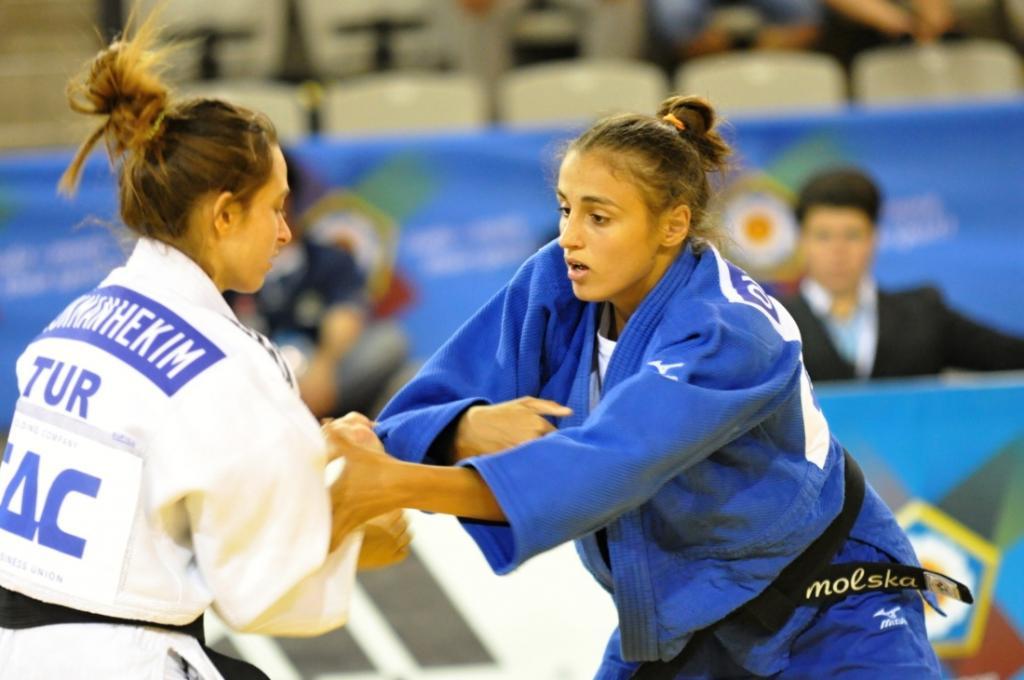Attractive judo in Prague !