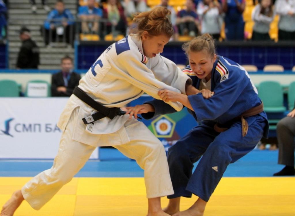 Berlin hosts top junior judoka for last test