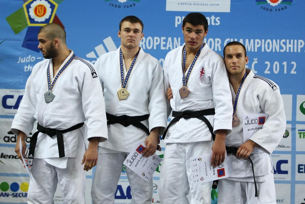 Oleg Ishimov debutes with gold at European Juniors