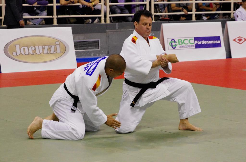 World Kata Championship, Japan over the top